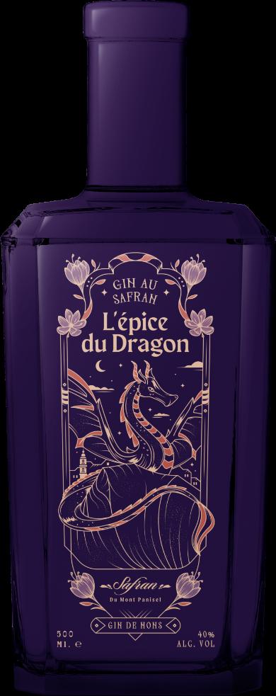 Bouteille Épice du dragon